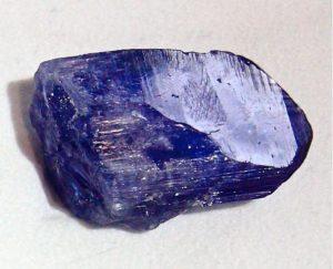 Tanzanita mineral