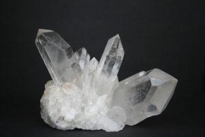cristal de roca mineral