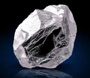 Diamante mineral